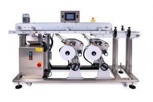 Veetee Rice Labelling Machine